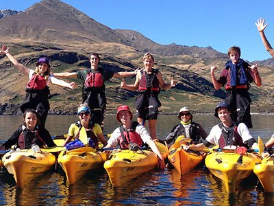 Wanaka SUP and Kayaks - Things to do in Wanaka while staying at West Meadows Motel